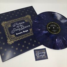 Jeremy Enigk RETURN OF THE FROG QUEEN Vinyl LP PURPLE Sunny Day Real Estate