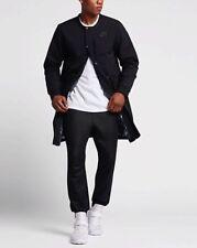 Nike Air Varsity Chaqueta estilo parka para hombre 2 A Negro Pequeño