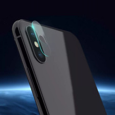 2 X Back Rear Camera Lens Tempered Glass Protector For Apple iPhone X