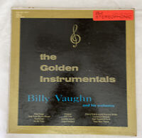 The Golden Instrumentals Billy Vaughn and His Orchestra  DLP 3016 VG+ record