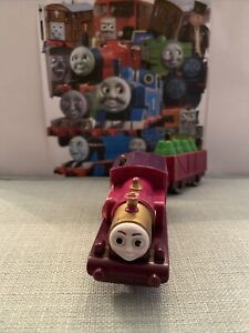Tomy Trackmaster Thomas The Tank Engine Battery Train Lady and Truck See Desc