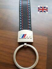 2019 Keyring Keychain Leather effect Quality  BMW M Power M Performance M Sport