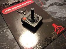 Llavero Atari 2600 NUEVO Joystick Keyring NEW CX-2600 Madera Wood
