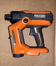 Ridgid 18-Volt Cordless Butane Heat Gun Tool Only !