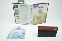 Sega Master System *Y's: The Vanished Omens * OVP mit Anleitung