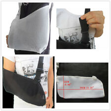 Arm Sling Elbow Wrist Brace Shoulder Support Wrap Strap Adjustable Breathable