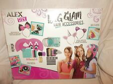 Alex D.I.Y. Big Glam Hair Accessories kit-new, never opened-111 pieces
