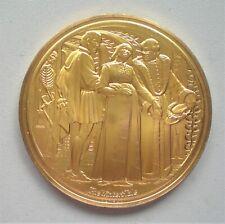 UK, John Pinches, Silver Proof , Shakespeare Medal, 45 mm , 41 gr {E658}
