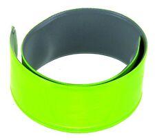 M-Wave Bicicleta Seguridad Snap-on cinta reflectante 1 Par