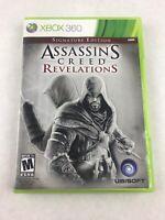 Assassin's Creed: Revelations (Microsoft Xbox 360) Signature Edition Ubisoft