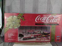 k-line coca-cola coke train set for all seasons RARE engine car