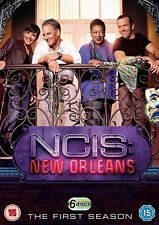 NCIS: New Orleans - The First Season (2014) DVD - NEW & SEALED