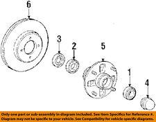 TOYOTA OEM 84-85 Celica Brake-Disc Rotor 4351214090
