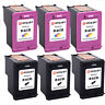 #65 XL 65XL Black & Color Ink Cartridge for HP ENVY 5055 5052 5058 Deskjet 3755