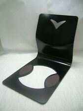 Vintage Zaisu Bent Wood Black Lacquer Legless Floor Chair PAIR Japanese