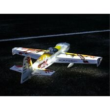 robbe QQ CAP 232 EX SUPER PNP GELB NIGHT + Aura 8 Advanced Flight Control System