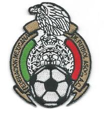 MEXICO FOOTBALL/SOCCER PATCH IRON ON OR SEW ON WORLD CUP 2018