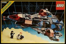 Lego 6986 - Mission Commander - 1989 Space Police / Blacktron Classic - Vintage