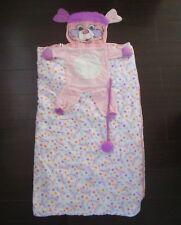 Rare sac de couchage duvet ancien popples Mattel - vintage sleeping bag