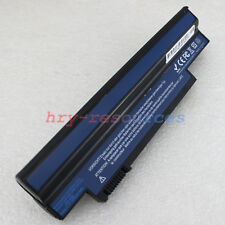 New 6 Cell 5200mah Laptop Batterie Acer Aspire One 532 532G 532H-2223 UM09H71