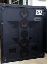 Zeck PA1504 Coax Lautsprecher Boxen 500 Watt rms 8 Ohm ein Paar