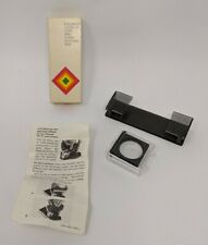 Polaroid SX-70 Close-Up Lens and Flash Diffuser #121 with Original Box