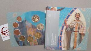 2018 SAN MARINO 8 monete 3,88 EURO FDC KMS Saint Marin Сан - Марино