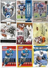 Barry Sanders, 29 Different Card Lot   /  Inserts