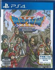 Dragon Quest XI Sugisarishi Toki o Motomete HK Chinese subtitle PS4 NEW