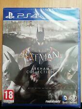 Batman Arkham Collection paquete triple-Sony PlayStation 4 PS4-Nuevo y Sellado
