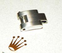 Rolex Ersatzglied Verlängerungsglied Lady Datejust Oyster Stahl 10mm 69XX/69XXX