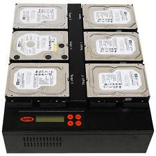 SySTOR Flatbed 1-5 SATA 150MB/sec Multi HDD Hard Drive Duplicator Copy System