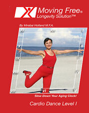 Seniors and Boomers Exercise Cardio Dance Level 1 DVD by Mirabai Holland