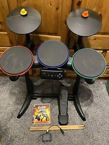 Guitar Hero World Tour Drum Kit Drums & Game PS3