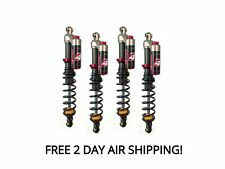 Elka Stage 4 Front and Rear Shocks Suspension Kit Grizzly 700 2014-2015