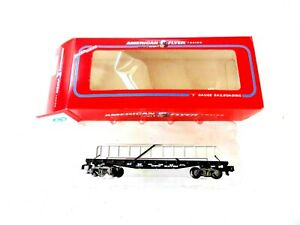 AMERICAN FLYER 6-48515 627 NEW HAVEN FLATCAR GIRDER LOAD store closeout clean
