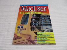 MACUSER MAGAZINE MARCH 1987 GUC