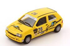 1:87 RENAULT CLIO 16V Clio Cup 1993 GRAN DORADO 26 Armin Schmid - sans box PC