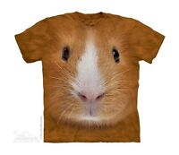 New The Mountain Guinea Pig Face Youth T Shirt
