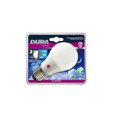 DURALAMP DECO LED SENSOR A6512N-SR Lampada a LED con sensore crepuscolare incorp