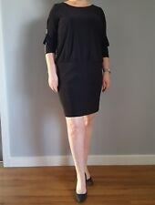 Frank Lyman Black Dress Size (AU 14)
