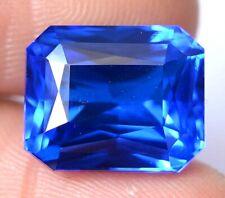 AAA+ Natural Violet Blue Tanzanite 11.65 Ct Certified Emerald Stunning Gemstone