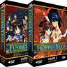★Fushigi Yugi ★ Intégrale Gold - Pack 2 Coffrets - 8 DVD