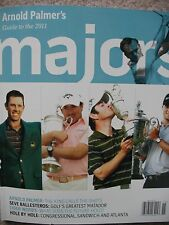 Arnold Palmer's Guide to the 2011 Majors