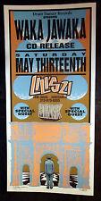 Rare Mark Arminski Spank Waka Jawaka 1995 Silkscreen Concert Poster