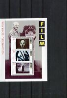 BRD Block 33 postfrisch, 100 Jahre deutscher Film
