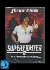 DVD SUPERFIGHTER 2 - UNCUT - JACKIE CHAN *** NEU ****