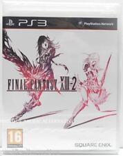 NEUF sous blister: Jeu FINAL FANTASY XIII-2 PS3 playstation 3 game francais 13-2