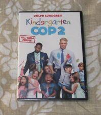 KINDERGARTEN COP 2 DVD BRAND NEW FREE SHIPPING/DOLPH LUNDGREN