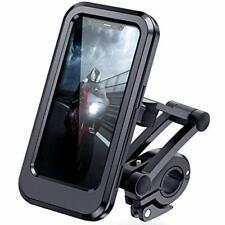 New listing DesertWest Bike Phone Holder Universal Waterproof Cell Phone Holder for Motor.